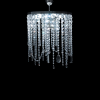 Chaos kroonluchter met Swarovski kristal by Crystal World Amsterdam CWA origineel design voor uw interieur