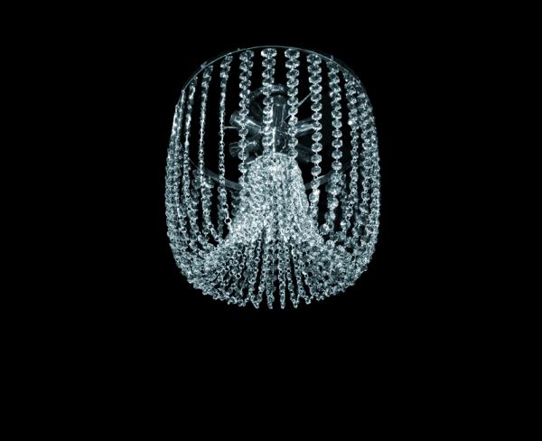 Le Ballon by Crystal World Amsterdam origineel design voor uw interieur gemaakt met Swarovski kristal originele kroonluchter
