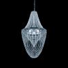 The Curve kroonluchter voor interieur by Crystal World Amsterdam origineel design voor uw interieur Swarovski kristal