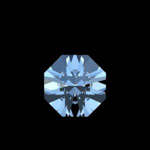 Swarovski Spectra Octagon kristal 12mm