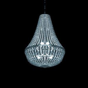 Zakkroonluchter Italiaans Glaskristal of Swarovski kristal Crystal World Amsterdam